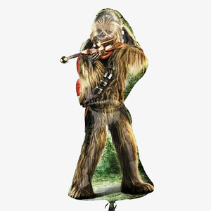 Balon foliowy Star Wars Chewbacca