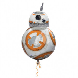 Balon foliowy Star Wars Robot BB-8